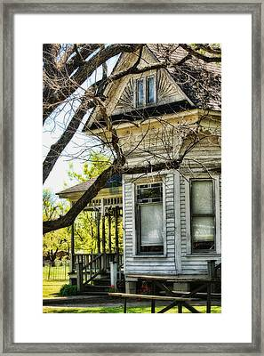 Victorian Style Framed Print