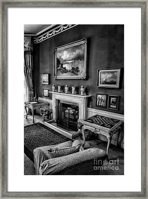 Victorian Style V2 Framed Print by Adrian Evans