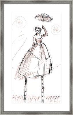 Victoriana. Framed Print by H James Hoff