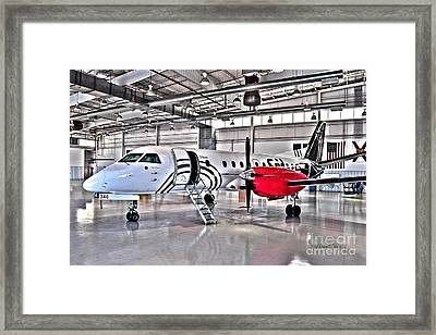 Victory Mission Framed Print by Diane E Berry