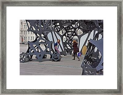 Vienna-138 Framed Print