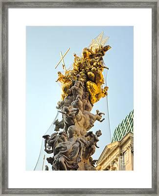 Vienna Austria Framed Print by Gregory Dyer