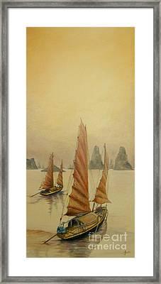 Vietnam Framed Print