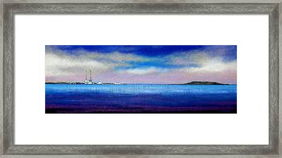 View Form Blackrock Park Framed Print