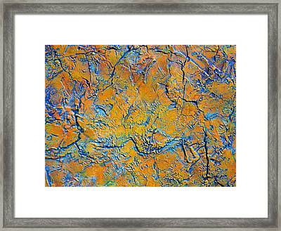 View From Above Framed Print by Alan Casadei