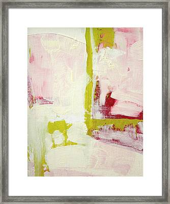 View From Diebenkorn's Window C2013 Framed Print by Paul Ashby