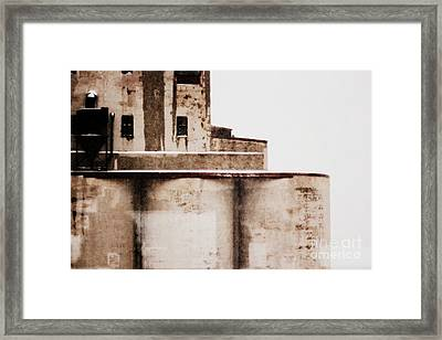 View From Guthrie Framed Print
