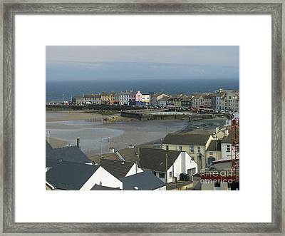 View From Moat Donaghadee Ireland Framed Print