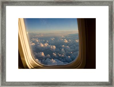 View From My Office Framed Print