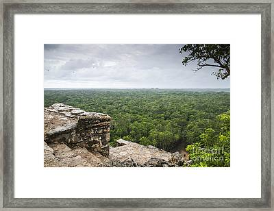 View From The Top Framed Print by Yuri Santin