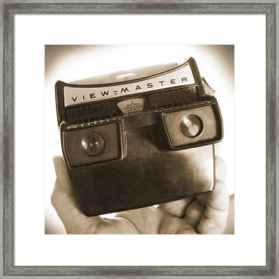 View - Master Framed Print by Mike McGlothlen