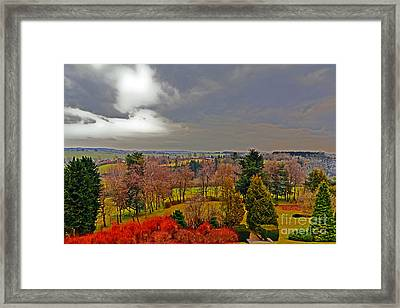View Of Belgium Framed Print