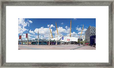 View Of Concert Hall, The O2 Framed Print by Panoramic Images