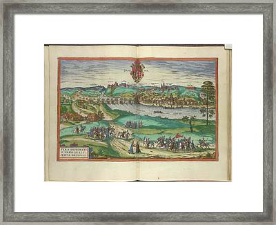 View Of Grodno Framed Print