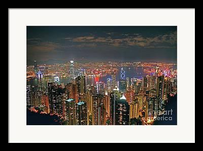 China Photographs Framed Prints