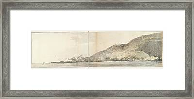 View Of Kealakekua Bay Framed Print by British Library