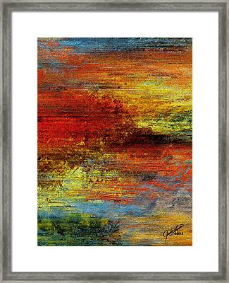 View Of Paradise Framed Print