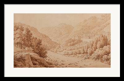 Lucca Drawings Framed Prints