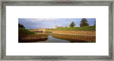 View Of The Kronborg Castle, Helsingor Framed Print by Panoramic Images