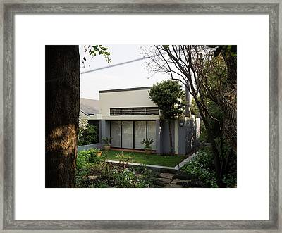 View Of Tutu House, Soweto Framed Print