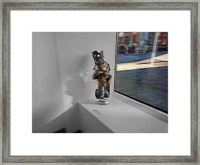 Viewdoo Framed Print by Charles Stuart