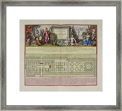 Views Of The Lord Of Annaland's Seat Framed Print