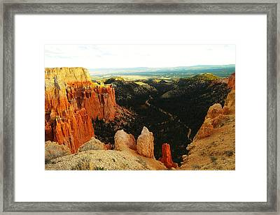 Views To Remember Framed Print by Jeff Swan