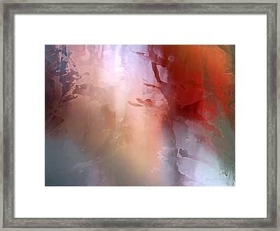 Vii - Kahlan Framed Print