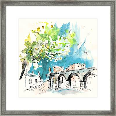 Vila Do Conde 15 Framed Print