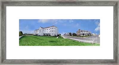 Villa Maria Framed Print