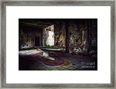 Villa Muggia Framed Print