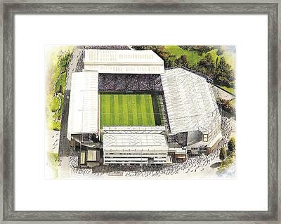 Villa Park - Aston Villa Framed Print