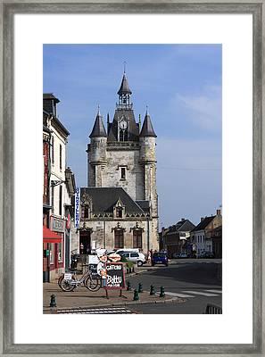 Village Church Framed Print