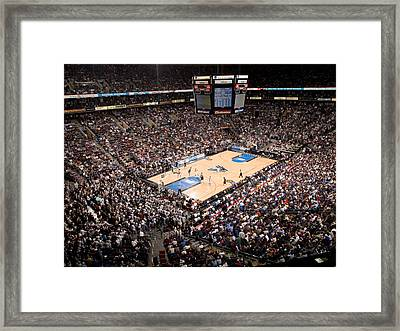 Villanova Wildcats The Pavilion Framed Print by Replay Photos