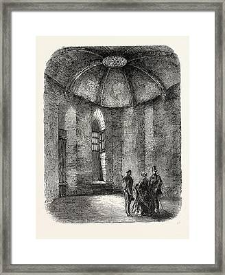 Vincennes, Cell Polignac Framed Print by Litz Collection