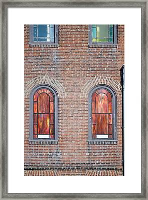 Vindauga Framed Print