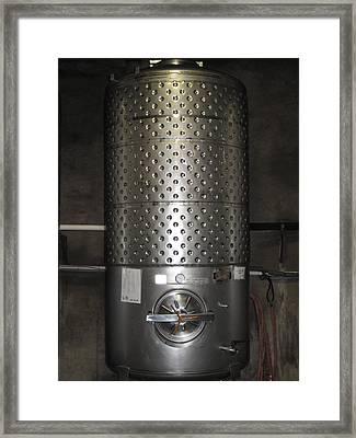 Vineyards In Va - 121219 Framed Print