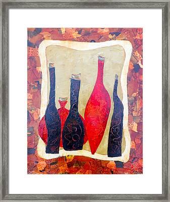 Vino 1 Framed Print