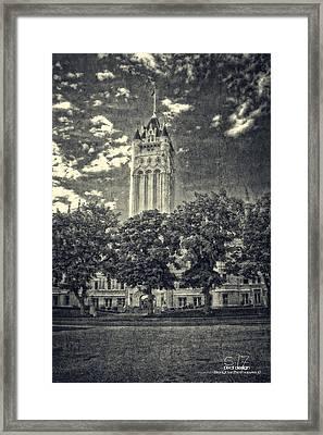 Vintage After Framed Print by Dan Quam
