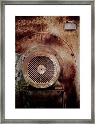 Vintage Air Framed Print by Odd Jeppesen