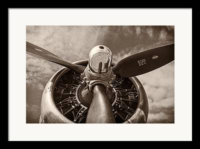 Air Show Framed Prints