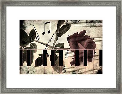 Vintage But Modern Framed Print by Georgiana Romanovna