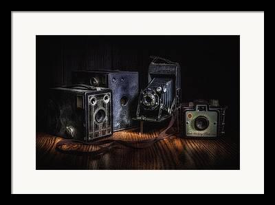 Aperture Photographs Framed Prints