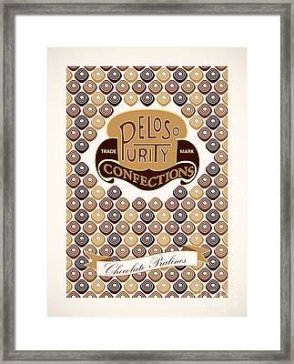 Vintage Confection Framed Print by Igor Kislev
