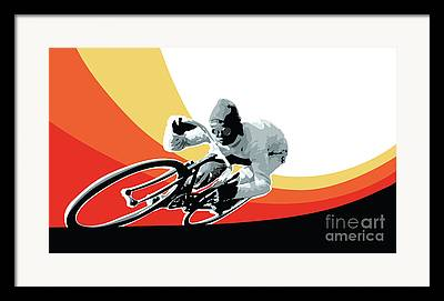 Belgian Poster Framed Prints