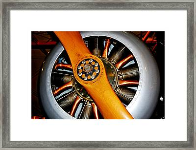 Vintage Flight Framed Print by See My  Photos