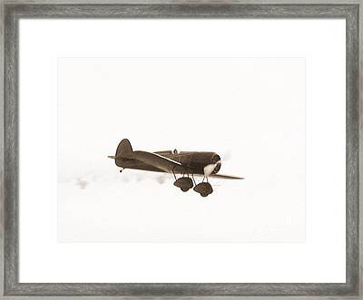 Framed Print featuring the photograph Vintage by George Mount