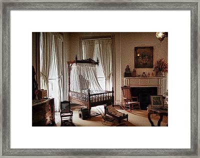 Vintage Home Framed Print