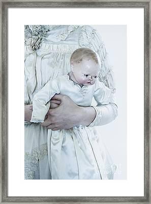 Vintage Love Framed Print by Margie Hurwich