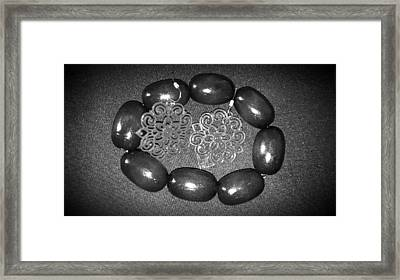 Vintage Night Out Framed Print by Catherine Ratliff